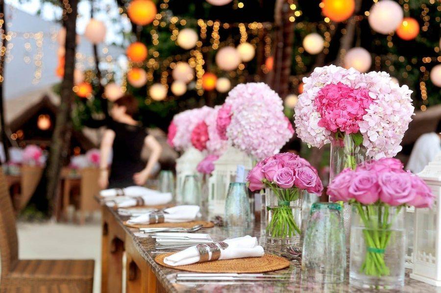 Diseño floral para eventos y bodas